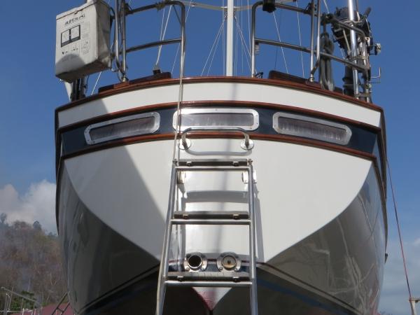 nameless boat