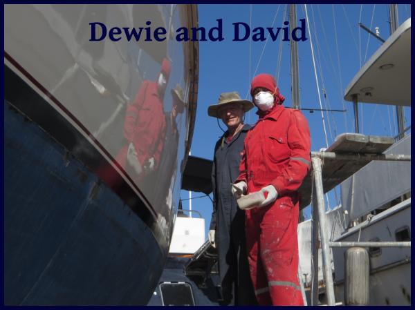 dewie and david