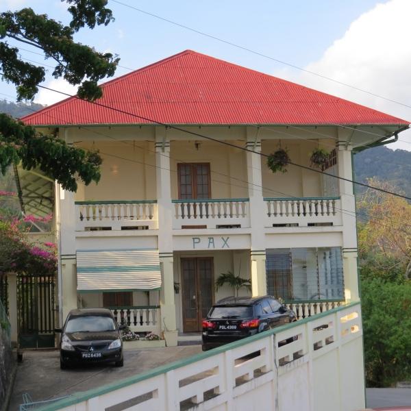 pax house trinidad
