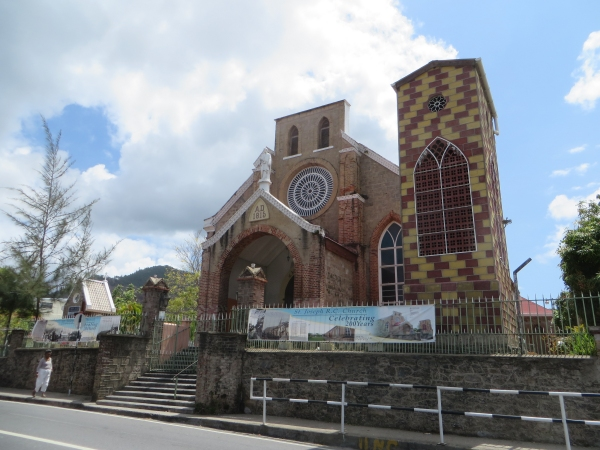 st josephs church in trinidad