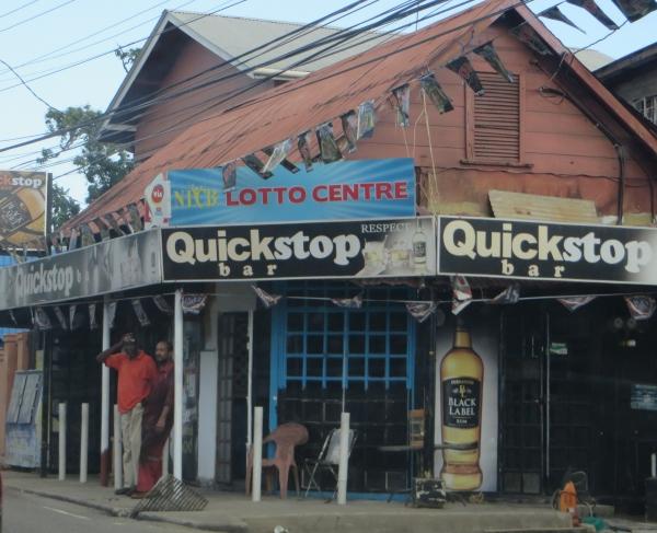 rum shop in trinidad