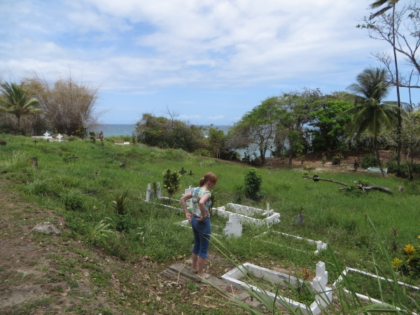 cemetary in trinidad