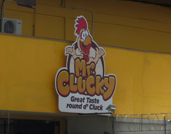 mr. clucky in trinidad