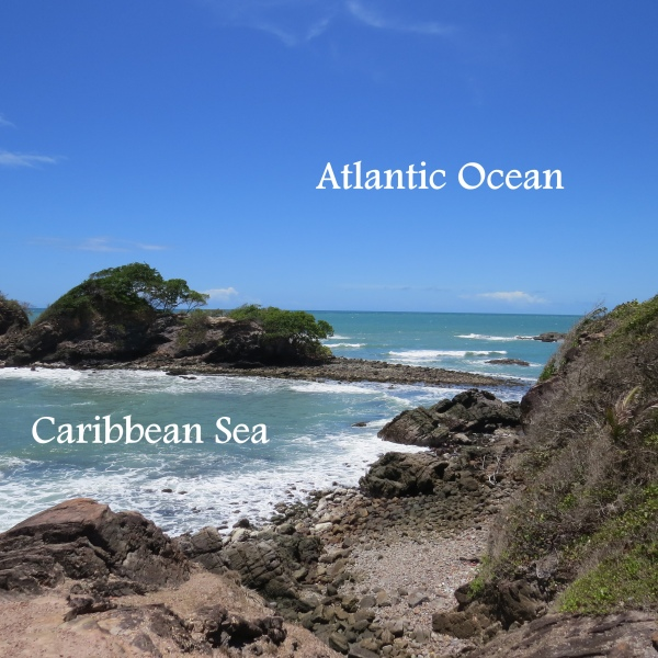atlantic meets caribbean