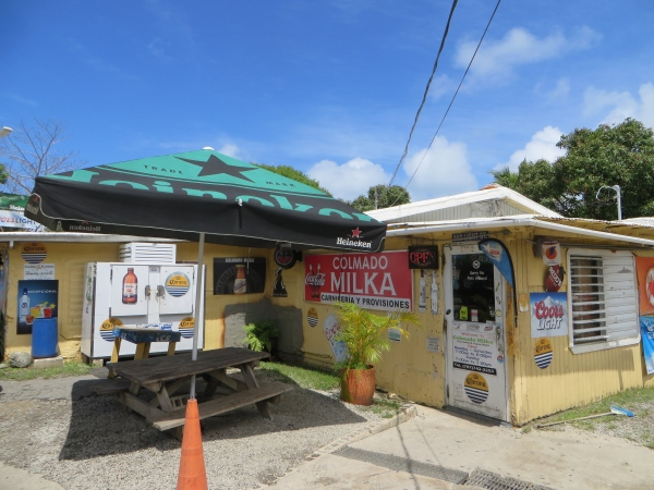 colmada milka in puerto rico