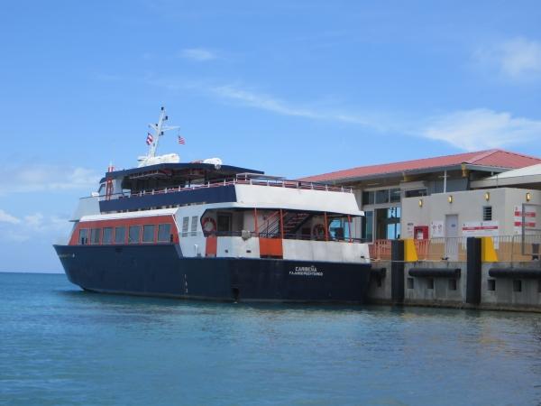ferry in puerto rico