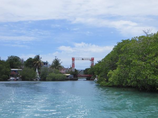 orange lift bridge culebra puerto rico