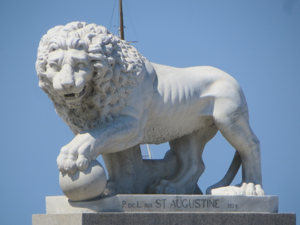 bridge of lions st. augustine florida