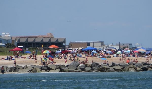 vilano beach, st. augustine, florida