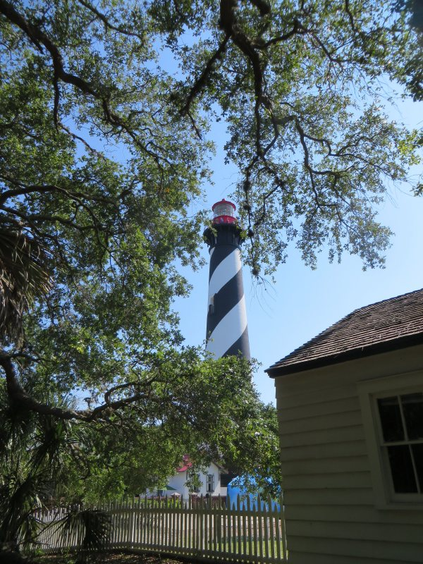 lighthouse, st.augustine, florida