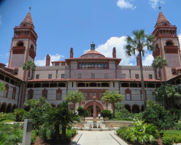 ponce de leon hotel, st. augustine, florida