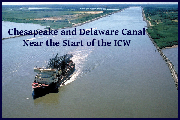 start of the icw