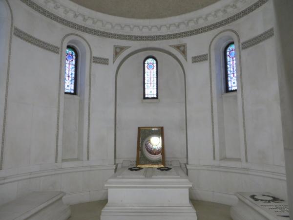 flagler mausoleum st.augustine, florida