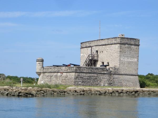 fort matanzas st. augustine florida