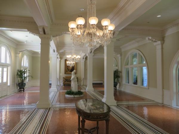 reception area, lightner museum, st. augustine, florida