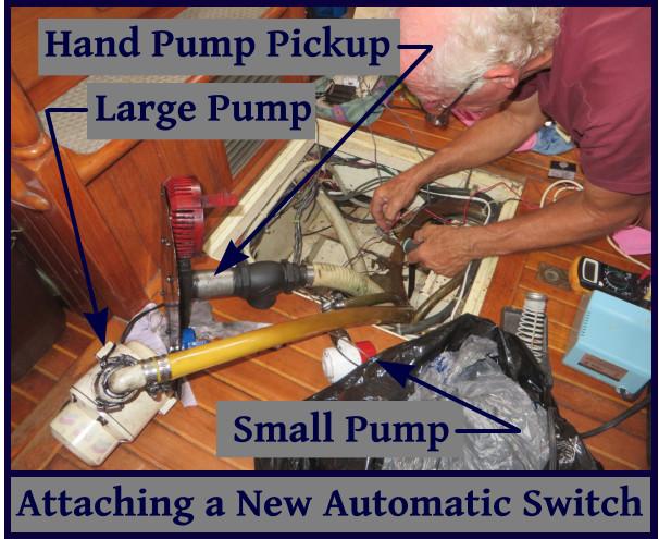 bilge pumps