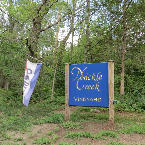 nickle creek vineyard rhode island