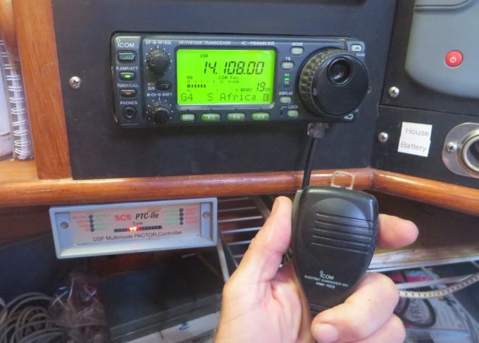 ssb hf radio