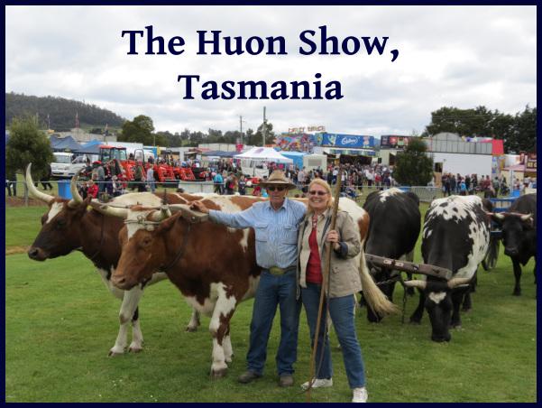 The Huon Show
