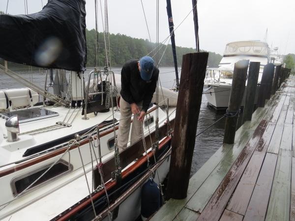 adjusting fenders