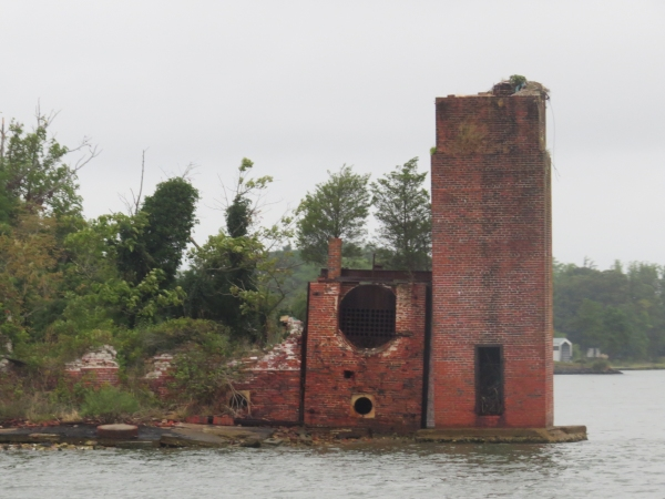 processing plant ruins reedville virginia