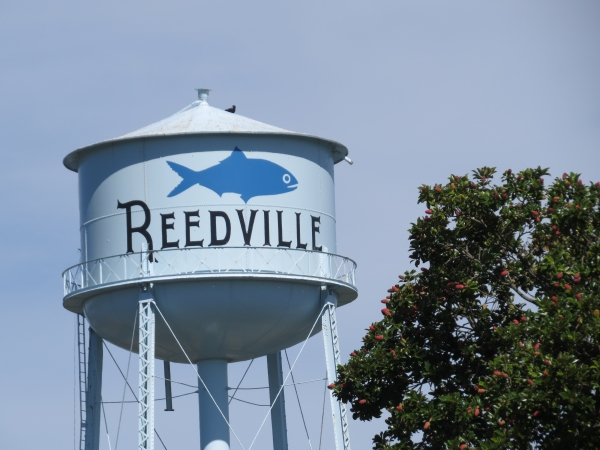 reedville virginia water tower
