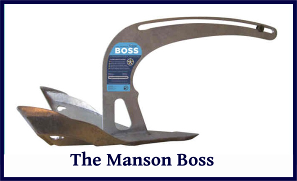 manson boss anchor