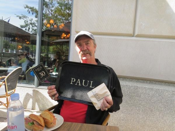paul at paul in washington dc