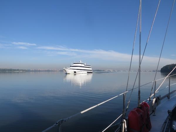 spirit of mount vernon tour boat