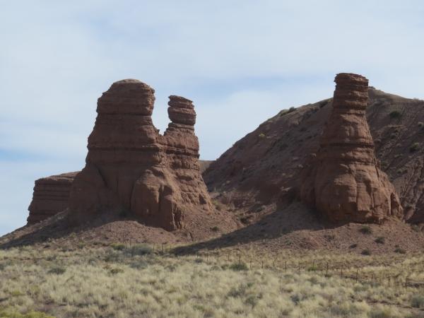 hoodoo geologic formations