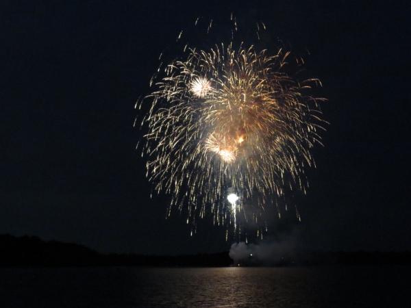 mt vernon fireworks