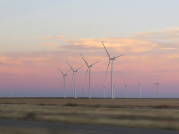 wind farm in oklahoma