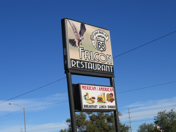 el falcon in winslow arizona