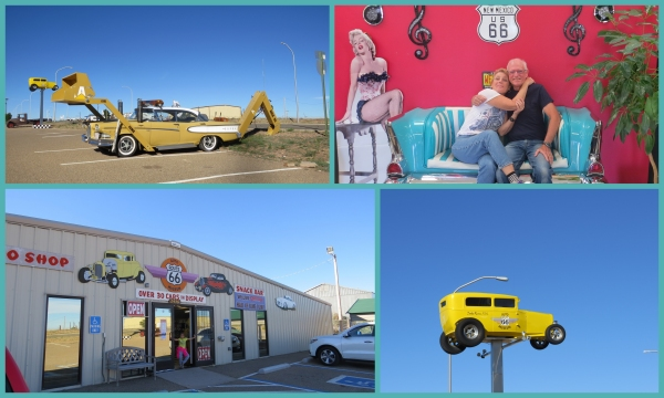 route 66 auto museum in new mexico