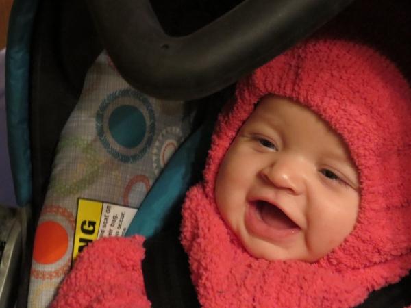 daphne smiling