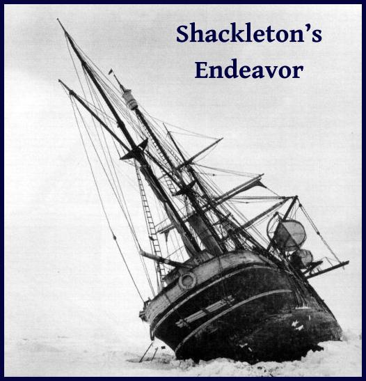 shackletons endeavor