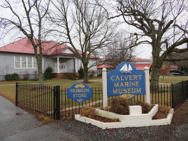 calvert marine museum solomons island maryland