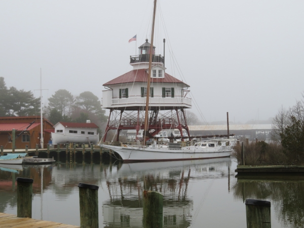 drum point lighthouse solomons island maryland