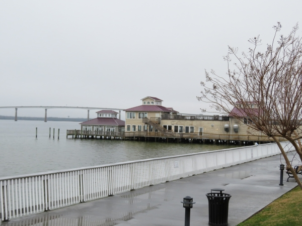 river boardwalk solomons island maryland