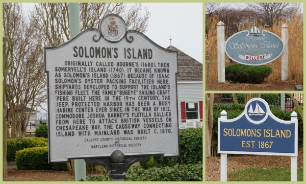 welcome to solomons island maryland