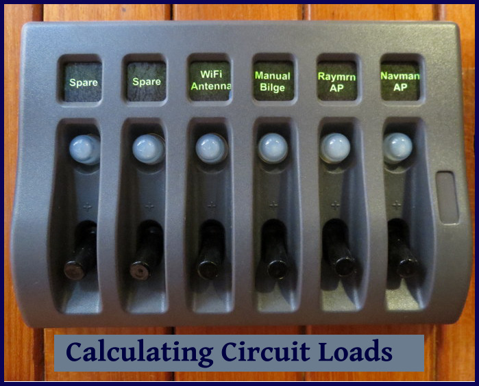 calculating electrical loads