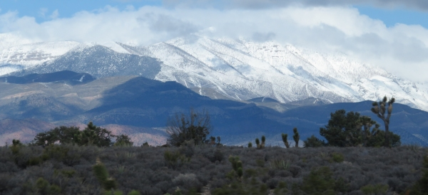 snow covered mountains nevada california