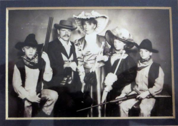 1987 – typical Colorado family