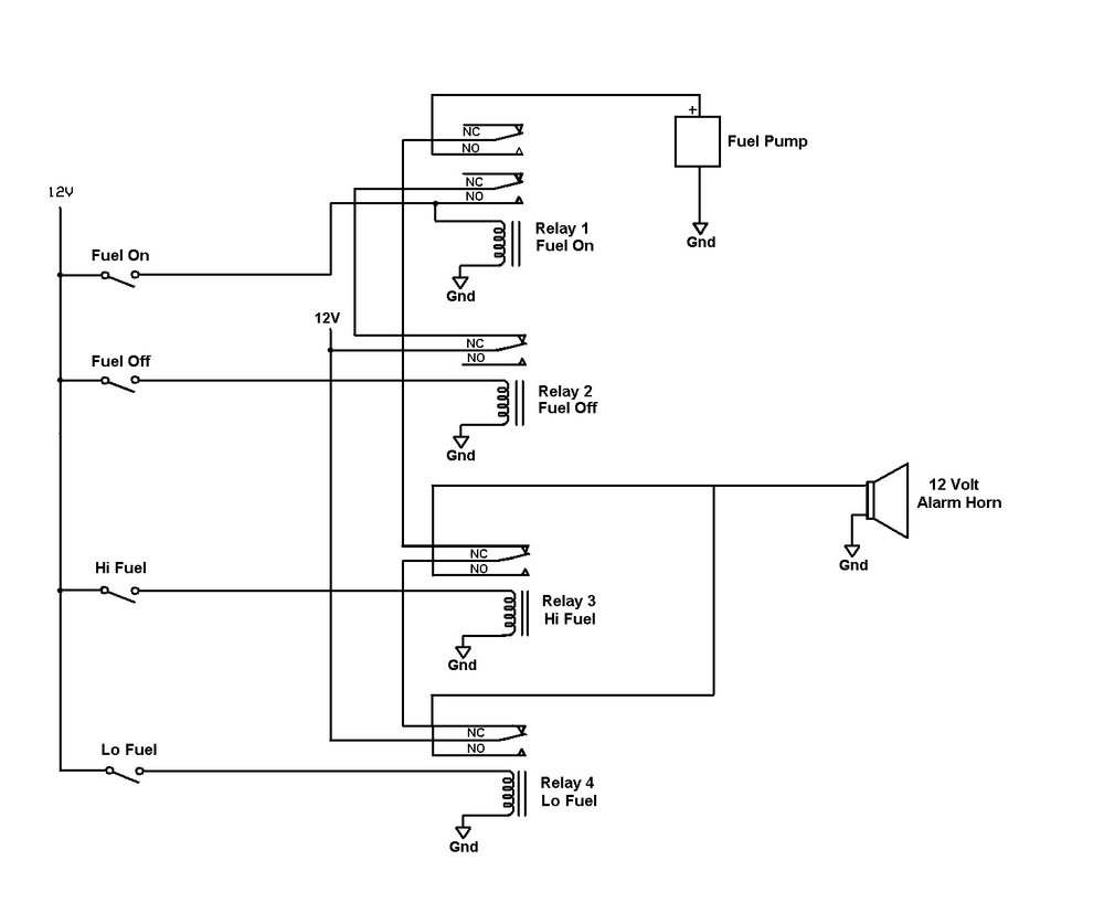Figure 5. Basic Controller Schematic