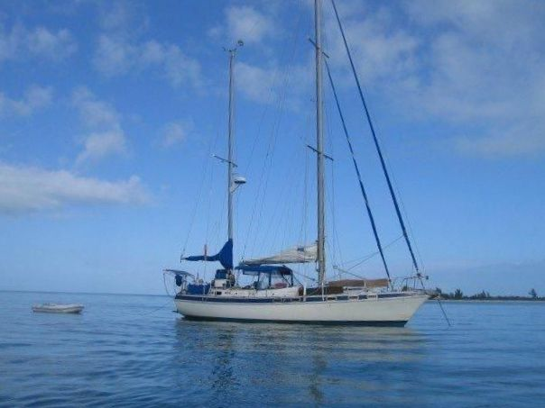 Sea Fever  - Morgan Out Island 4l' Ketch
