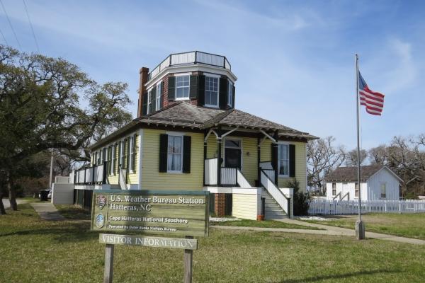 US Weather Bureau, Hatteras Island - 1902-1946