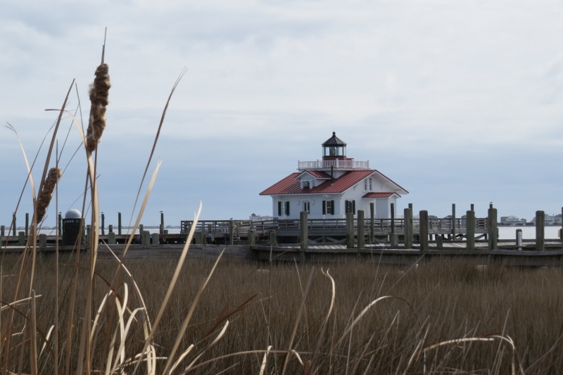 Roanoke Marshes Light