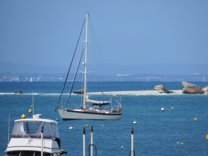 Moorings at Rottnest