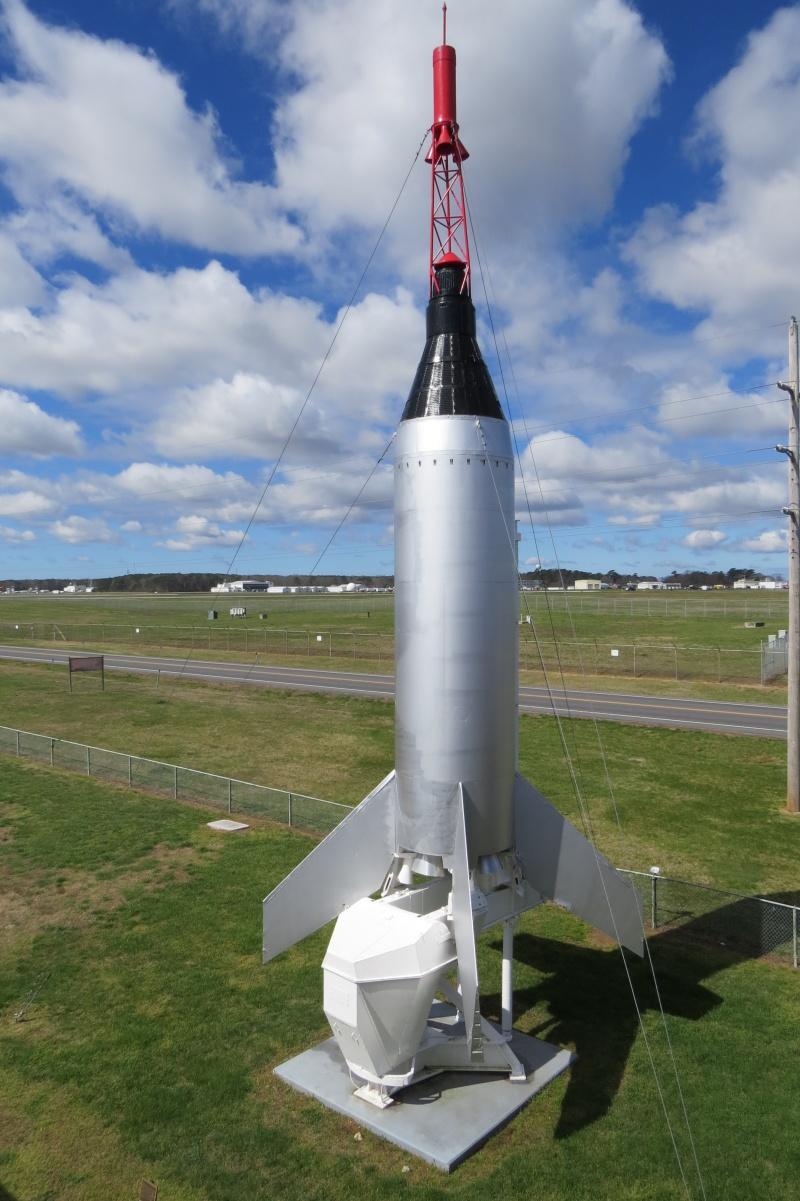 Little Joe research rocket