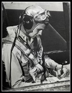 George H. W. Bush c. 1944